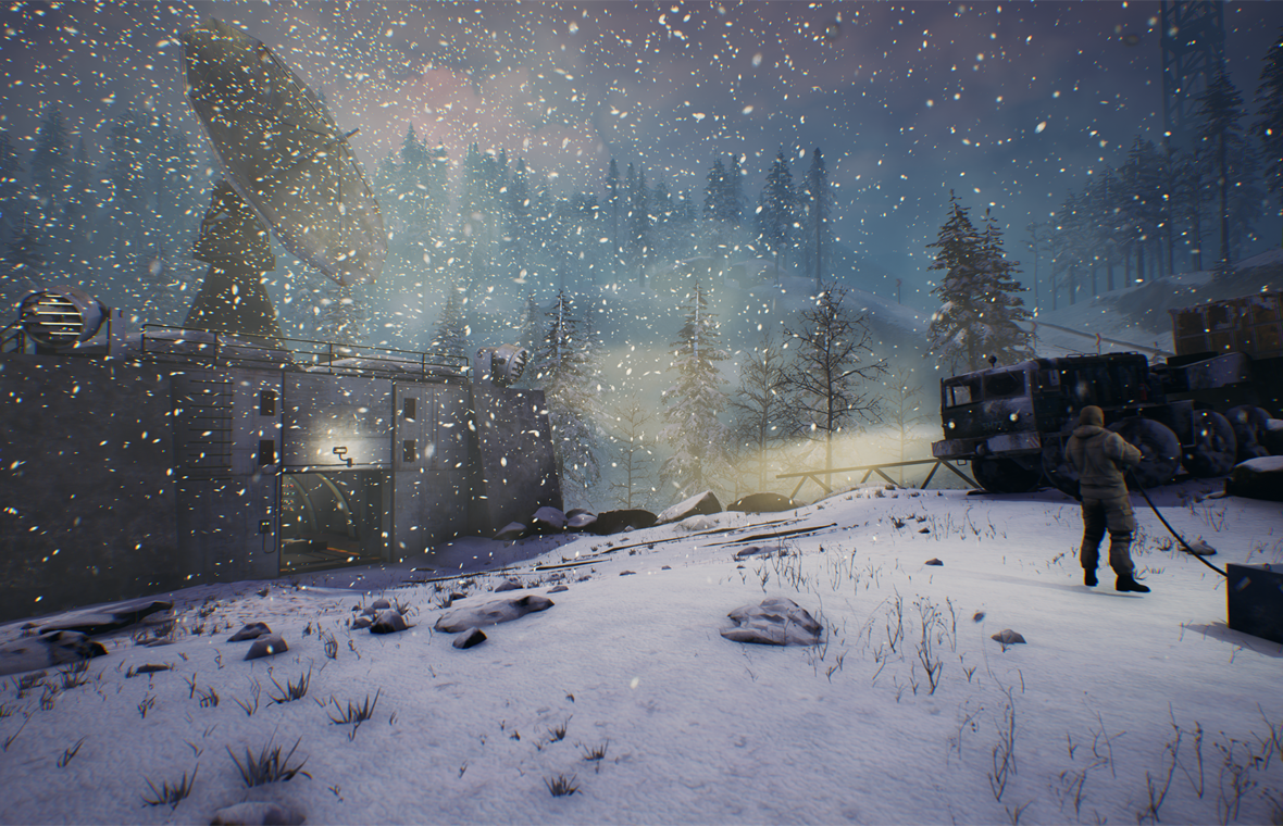 Snowybunker